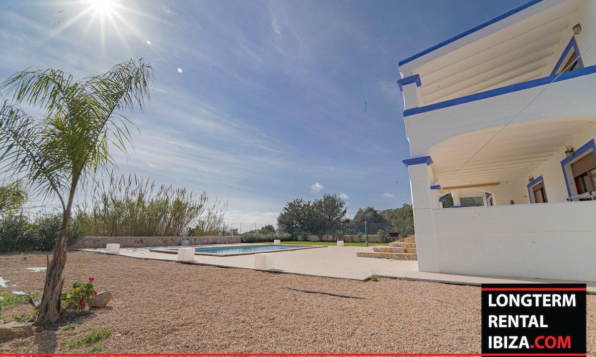 Long term rental ibiza - Villa Es Codolar 19