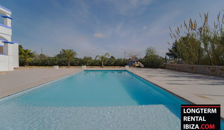 Long term rental ibiza - Villa Es Codolar 2
