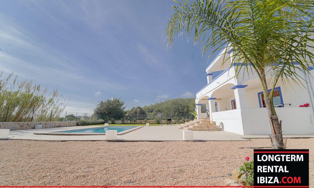 Long term rental ibiza - Villa Es Codolar 20