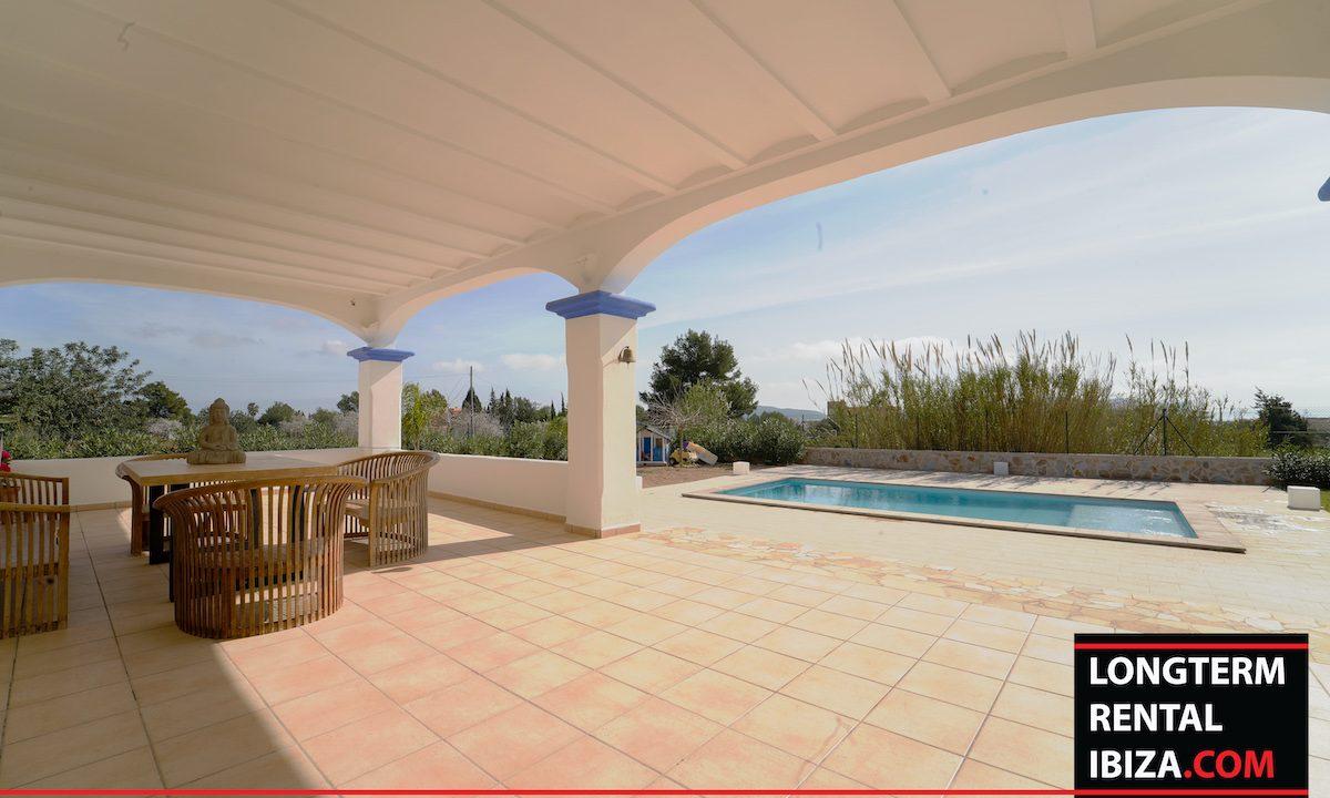 Long term rental ibiza - Villa Es Codolar 21