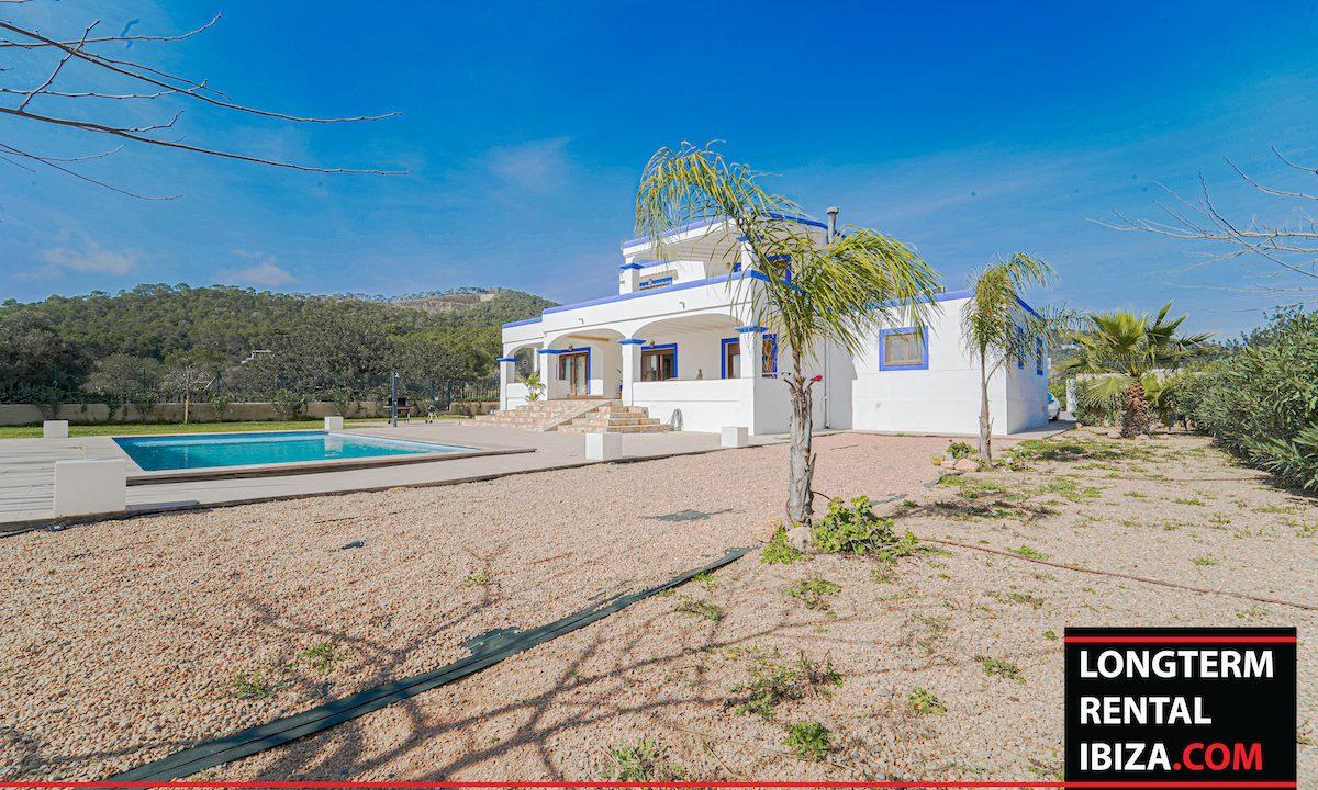 Long term rental ibiza - Villa Es Codolar 22