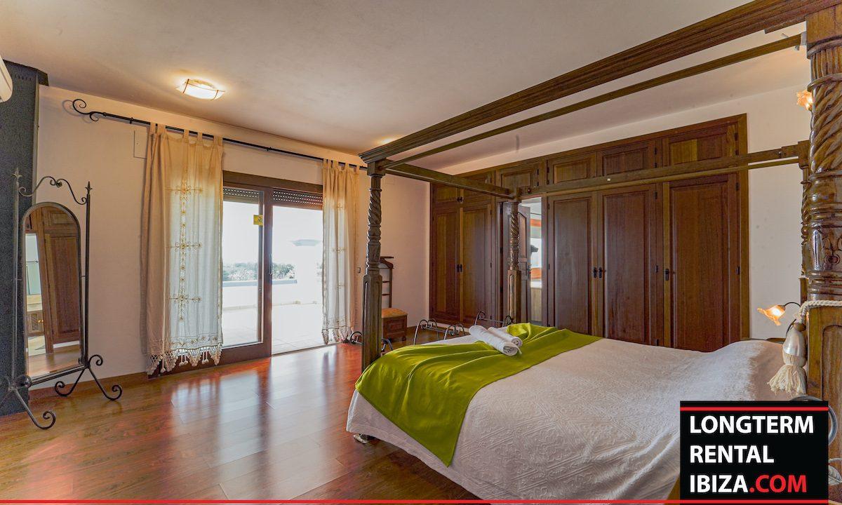 Long term rental ibiza - Villa Es Codolar 24