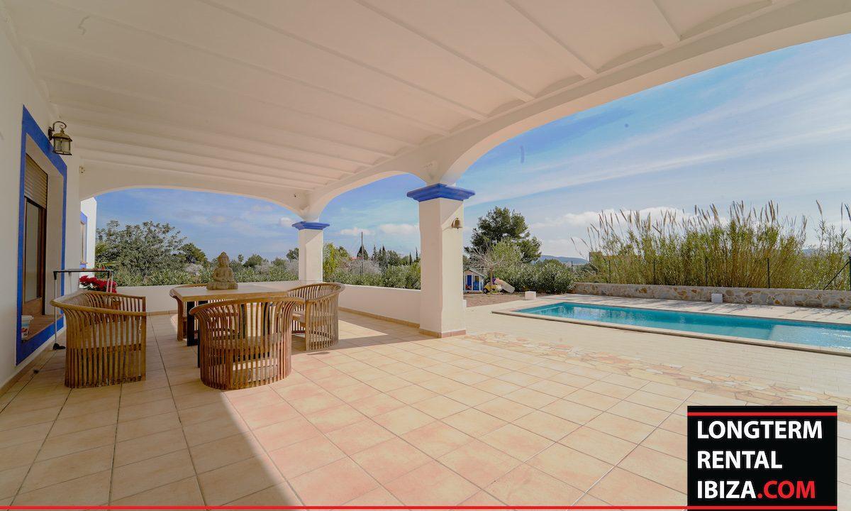 Long term rental ibiza - Villa Es Codolar 25