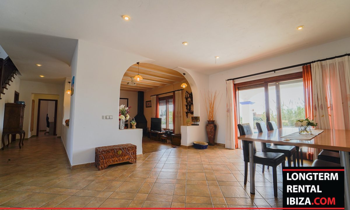 Long term rental ibiza - Villa Es Codolar 26