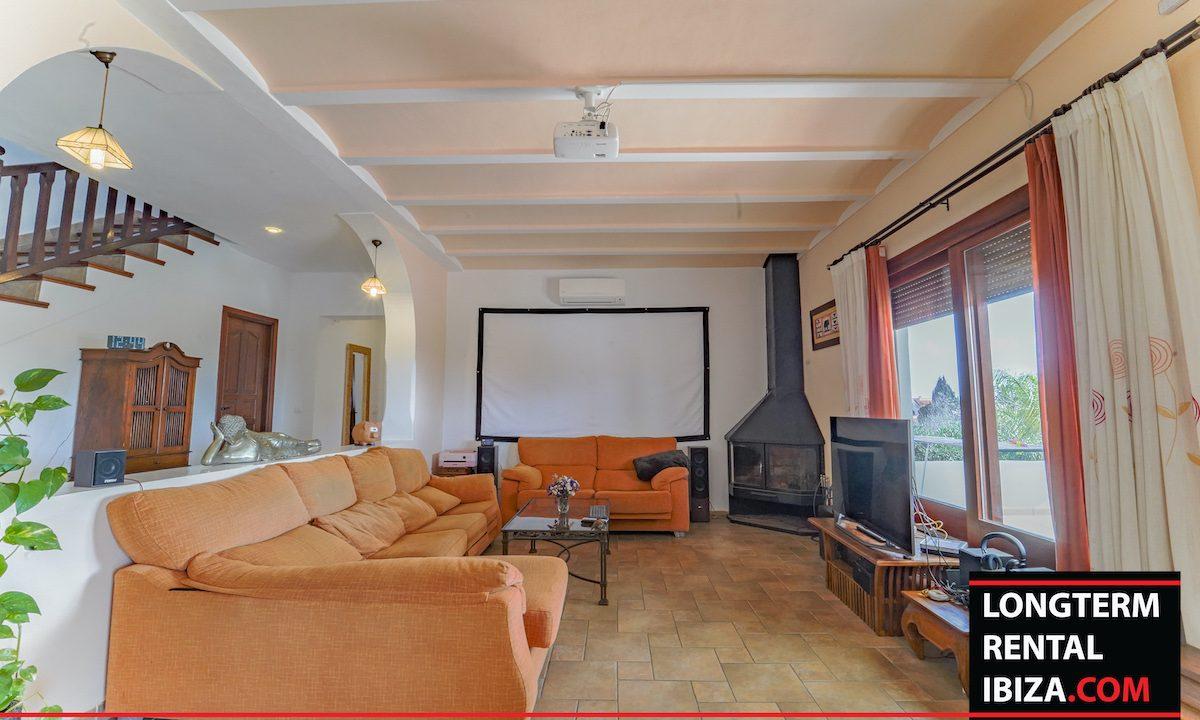 Long term rental ibiza - Villa Es Codolar 27