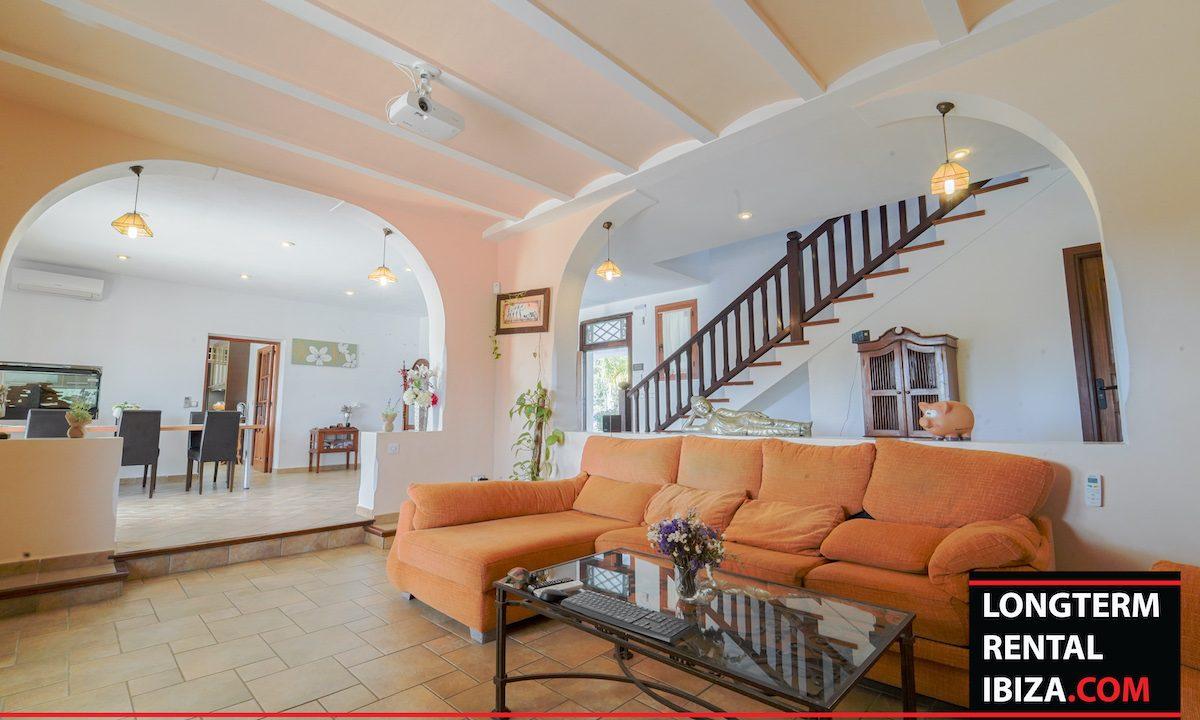 Long term rental ibiza - Villa Es Codolar 28