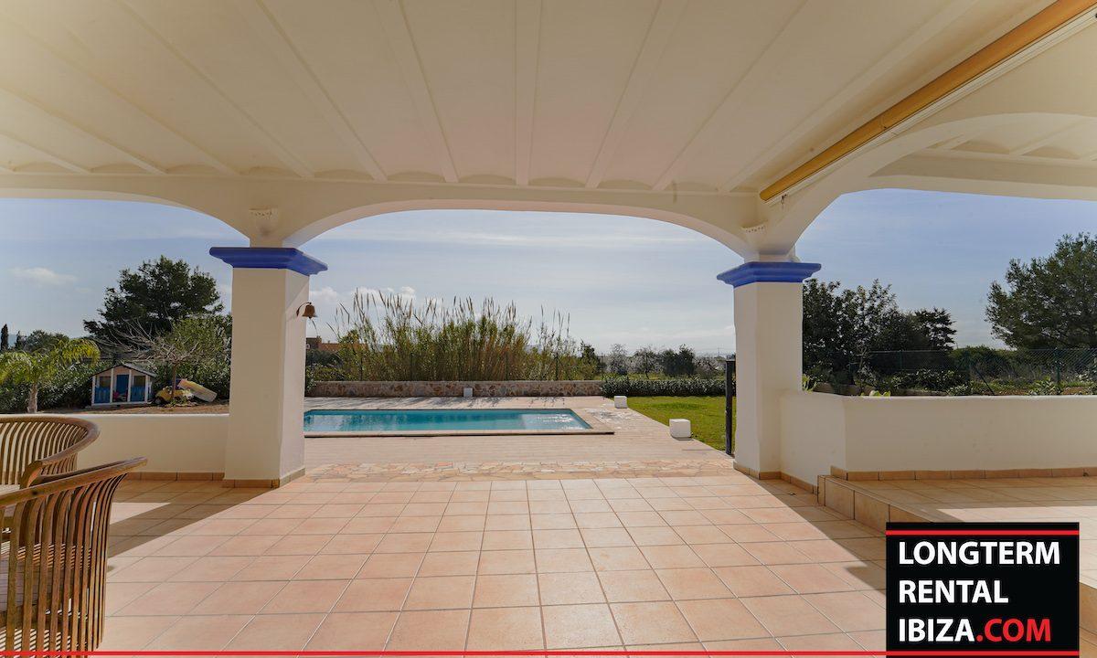 Long term rental ibiza - Villa Es Codolar 29