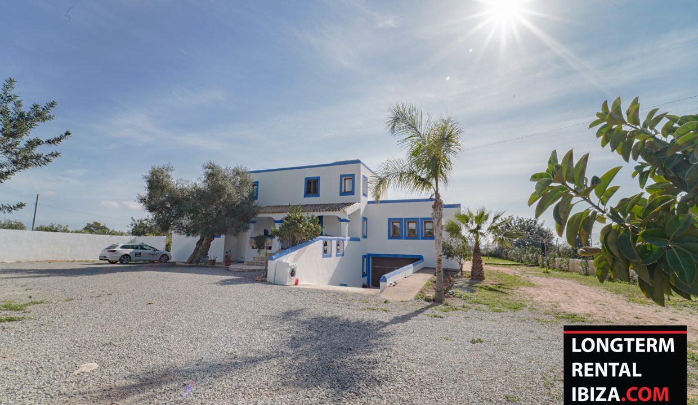 Long term rental ibiza - Villa Es Codolar 3