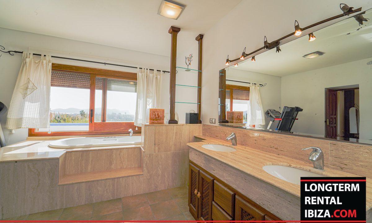 Long term rental ibiza - Villa Es Codolar 30