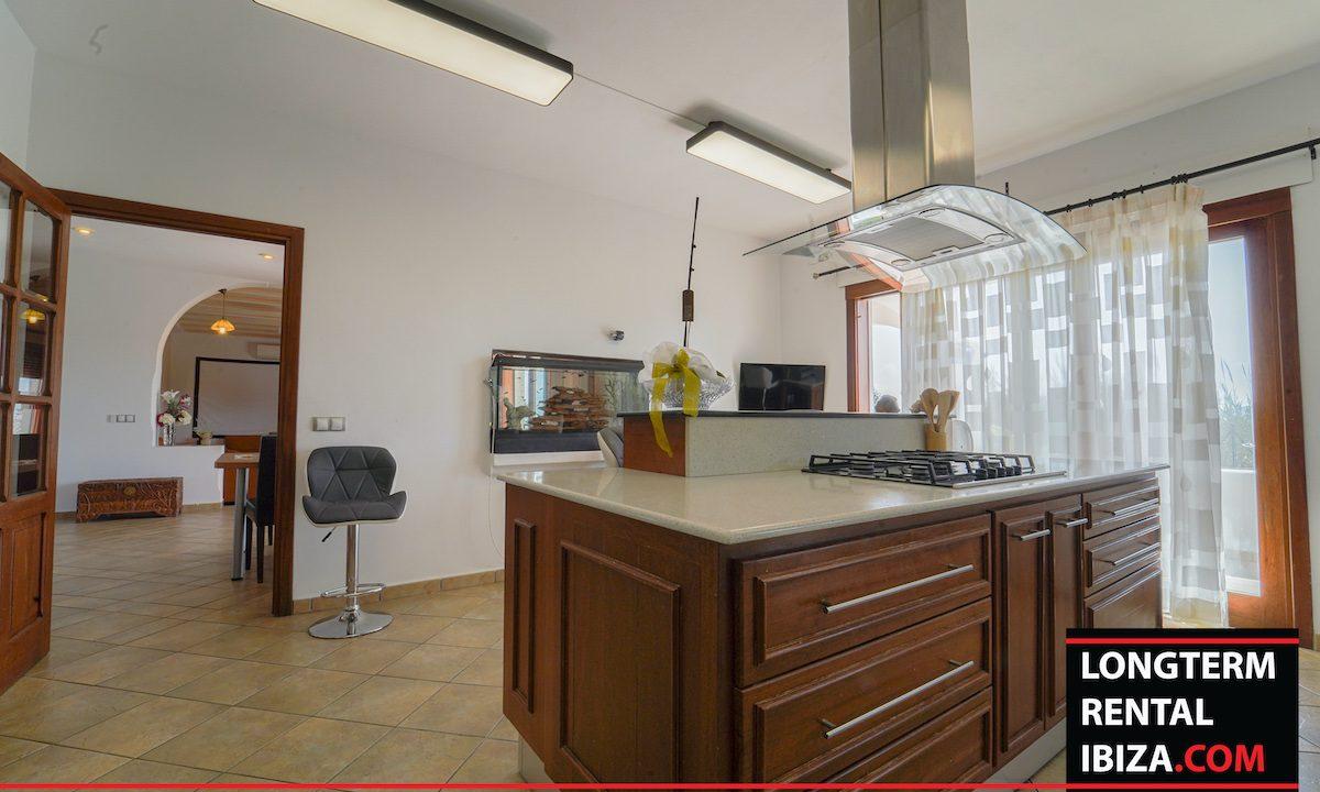 Long term rental ibiza - Villa Es Codolar 31