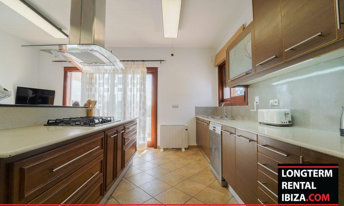 Long term rental ibiza - Villa Es Codolar 32