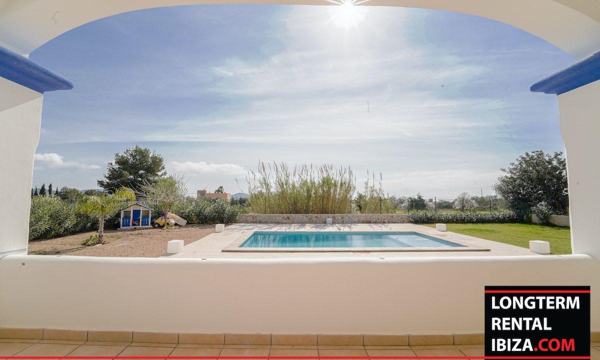 Long term rental ibiza - Villa Es Codolar 34