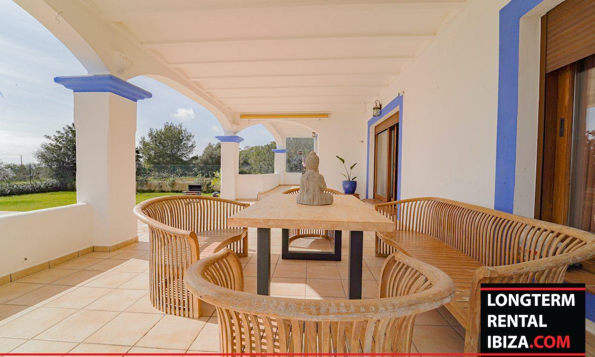 Long term rental ibiza - Villa Es Codolar 35