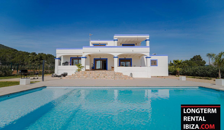 Long term rental ibiza - Villa Es Codolar 4