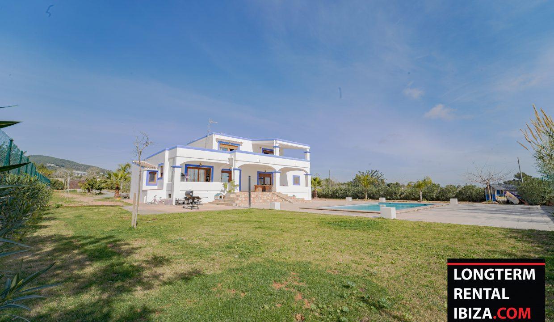 Long term rental ibiza - Villa Es Codolar 6