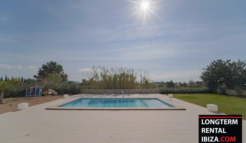 Long term rental ibiza - Villa Es Codolar 7