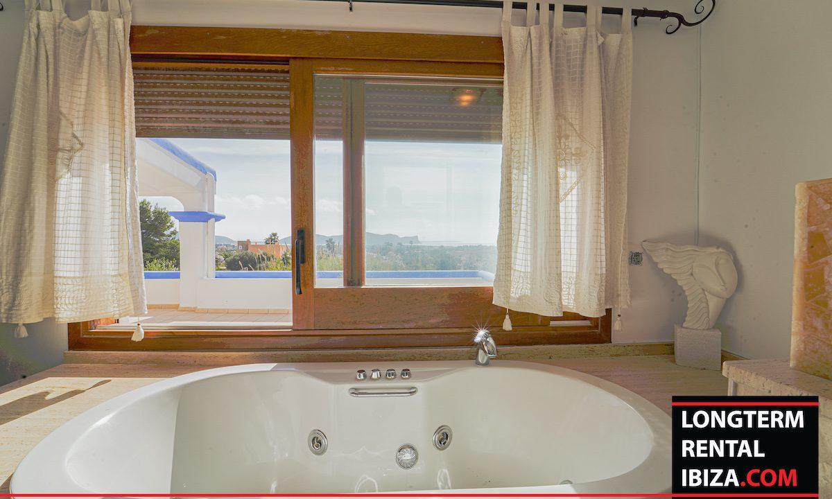 Long term rental ibiza - Villa Es Codolar 8