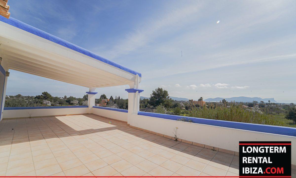 Long term rental ibiza - Villa Es Codolar 9
