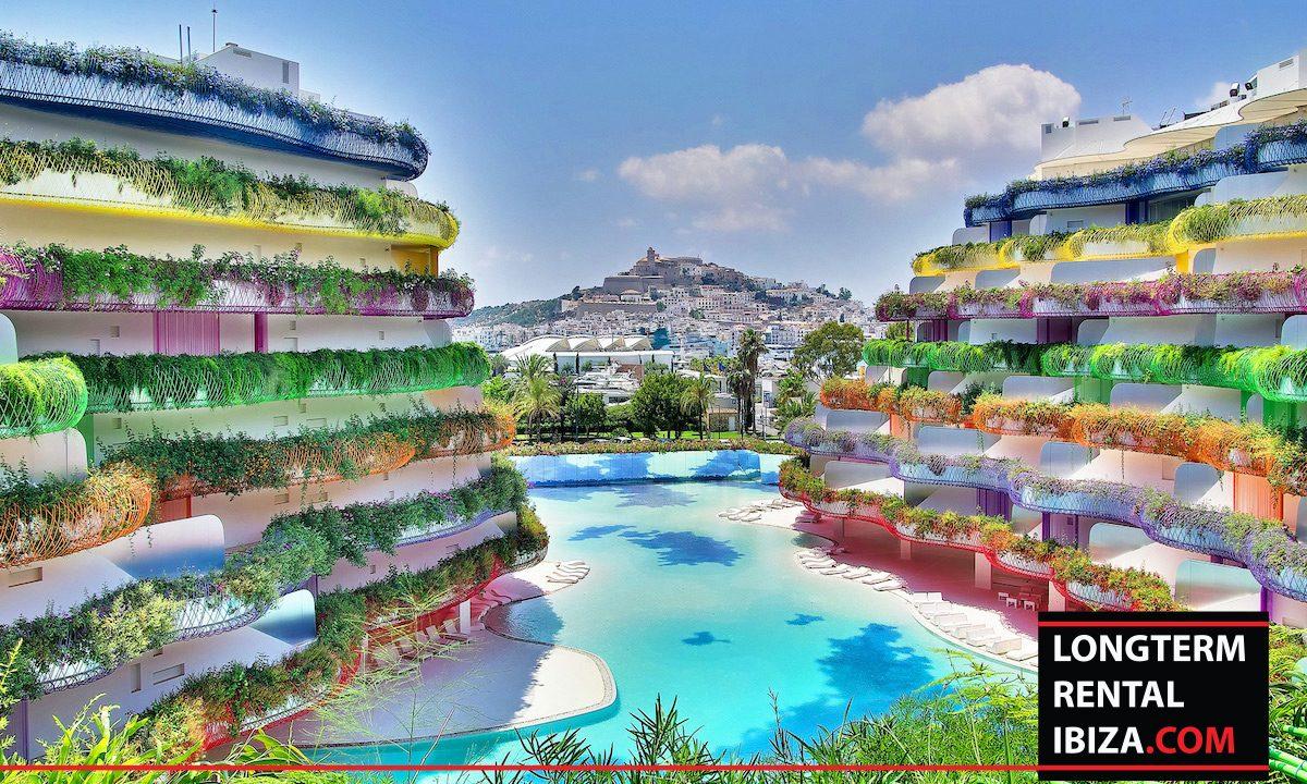 Long term rental Ibiza - LAS BOAS TRESS 1