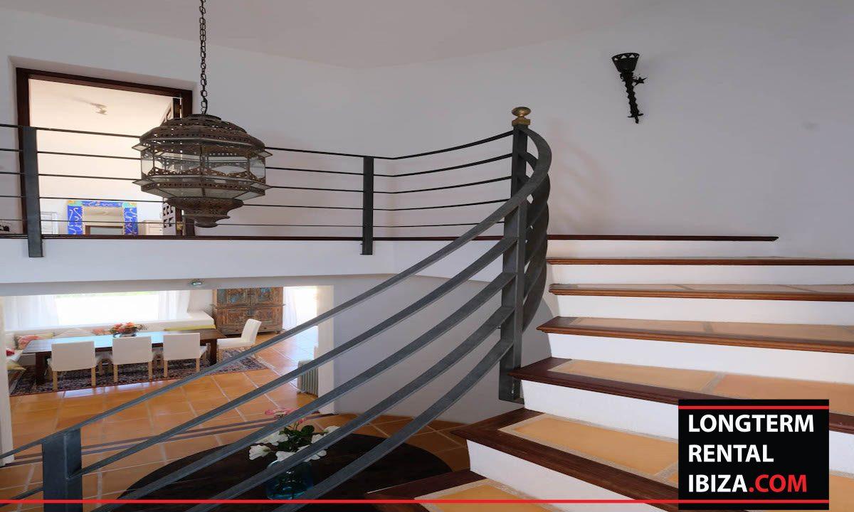 Long term rental Ibiza - Mansion Cape Longa 10