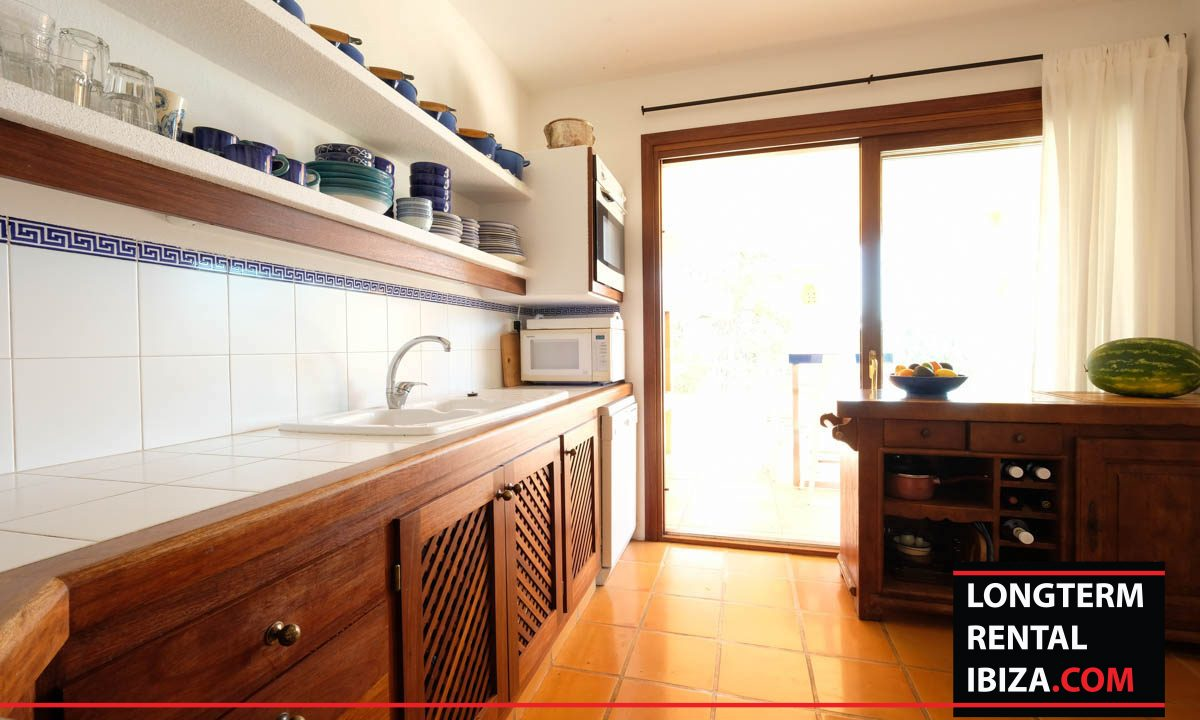 Long term rental Ibiza - Mansion Cape Longa 11