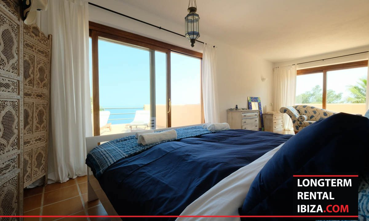 Long term rental Ibiza - Mansion Cape Longa 14