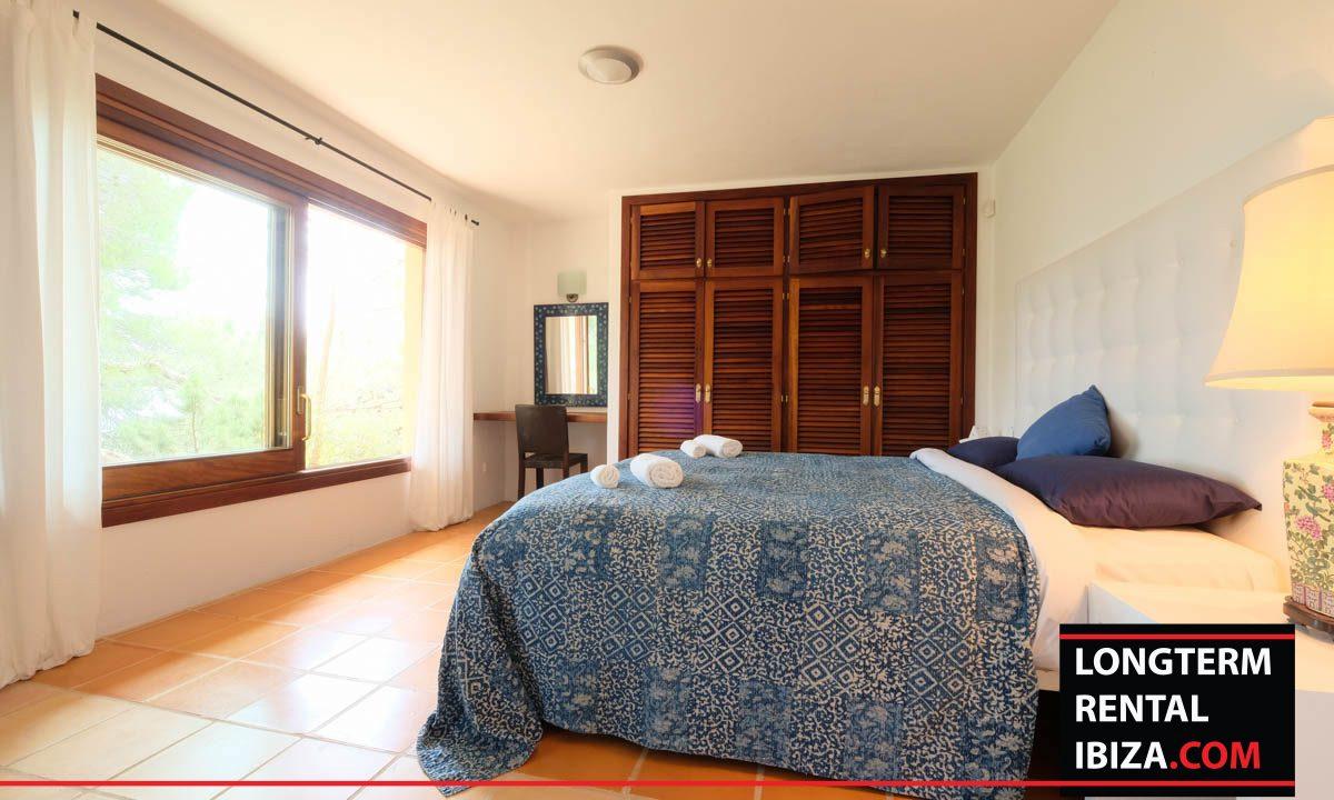 Long term rental Ibiza - Mansion Cape Longa 17