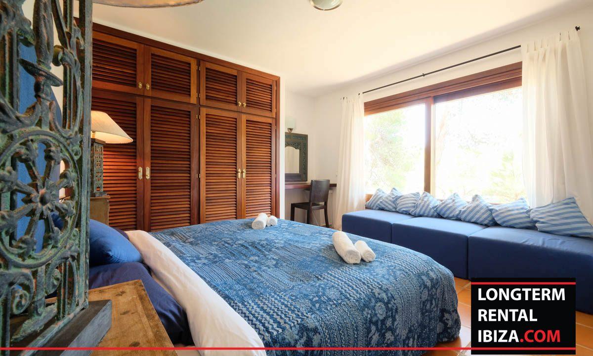 Long term rental Ibiza - Mansion Cape Longa 18