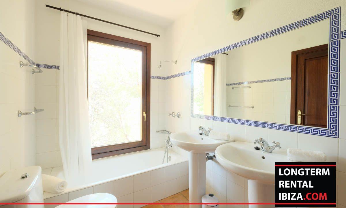 Long term rental Ibiza - Mansion Cape Longa 19