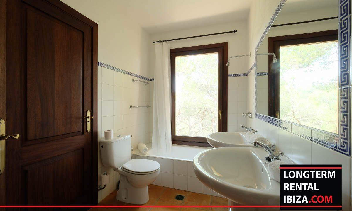 Long term rental Ibiza - Mansion Cape Longa 20