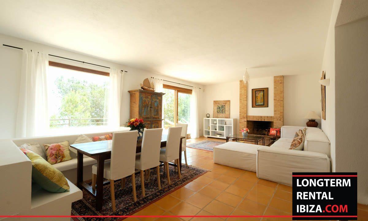 Long term rental Ibiza - Mansion Cape Longa 5