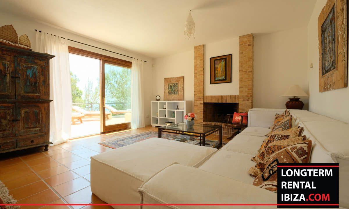 Long term rental Ibiza - Mansion Cape Longa 6