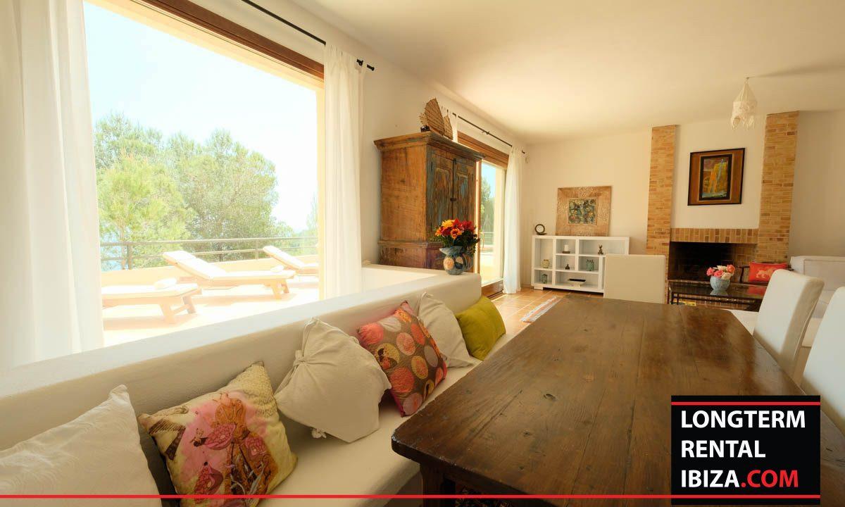 Long term rental Ibiza - Mansion Cape Longa 7