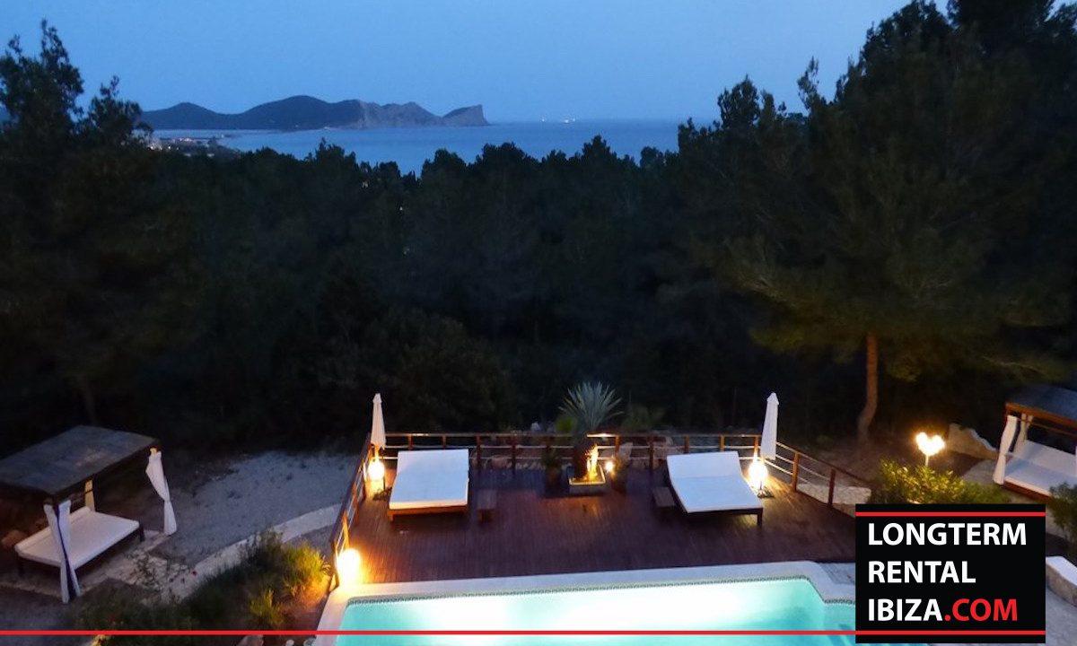 Long term rental Ibiza - Mansion Falco 11