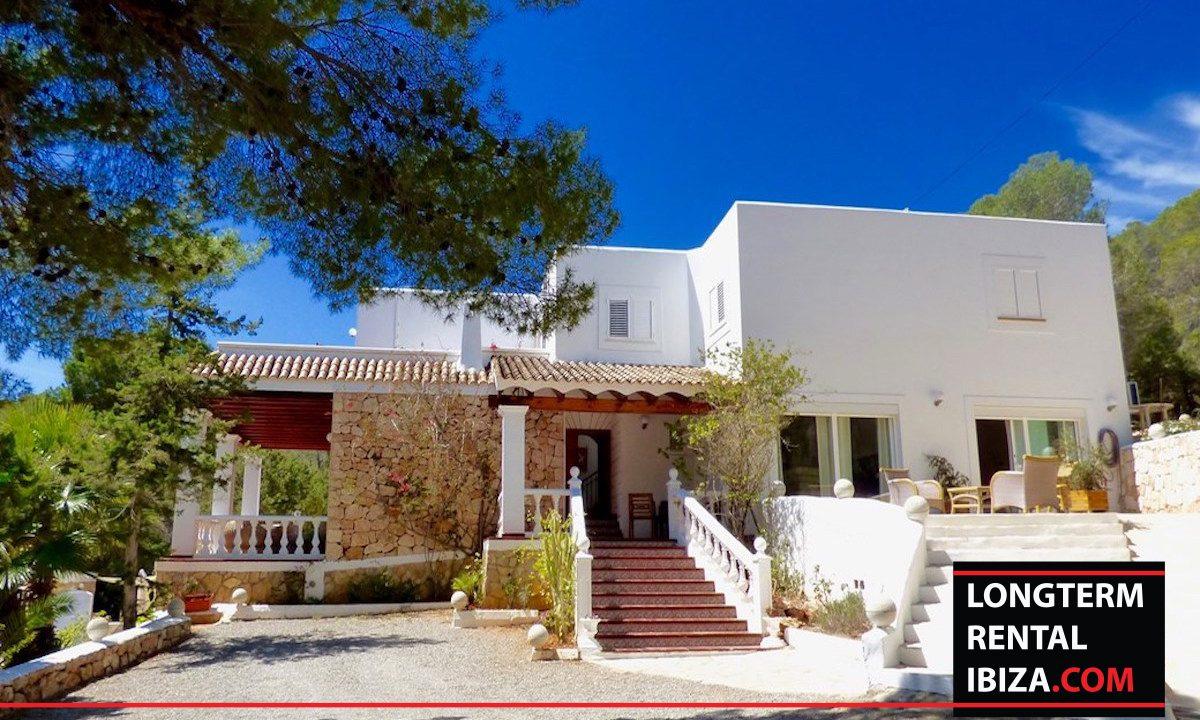 Long term rental Ibiza - Mansion Falco 14