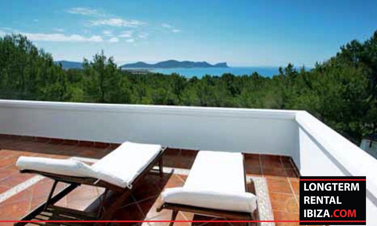 Long term rental Ibiza - Mansion Falco 17