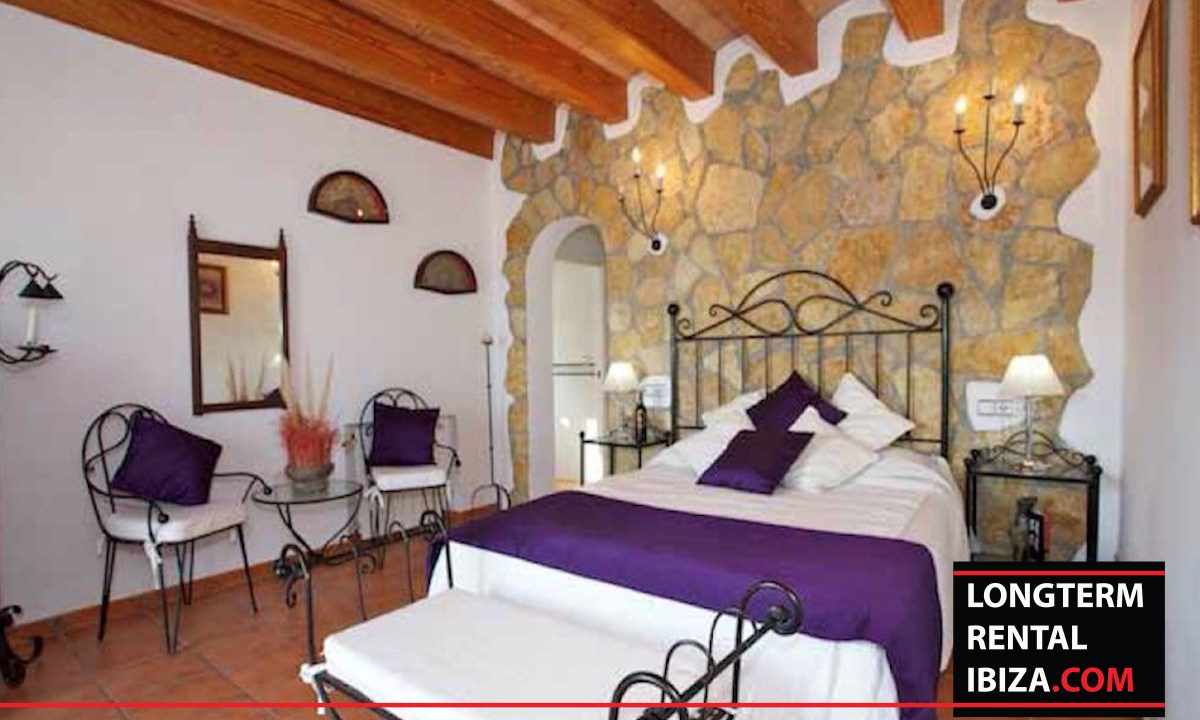 Long term rental Ibiza - Mansion Falco 18