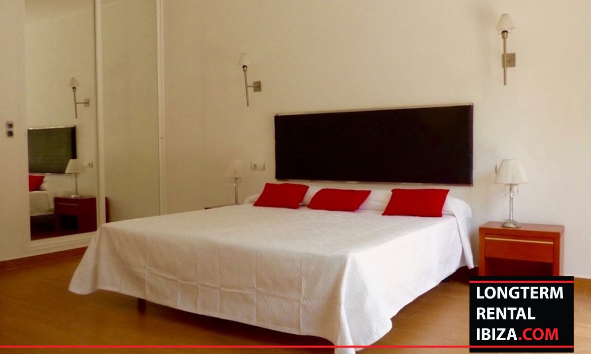 Long term rental Ibiza - Mansion Falco 23
