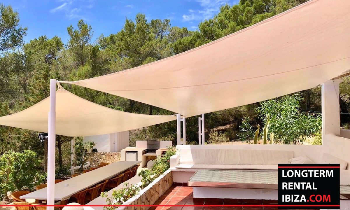 Long term rental Ibiza - Mansion Falco 4
