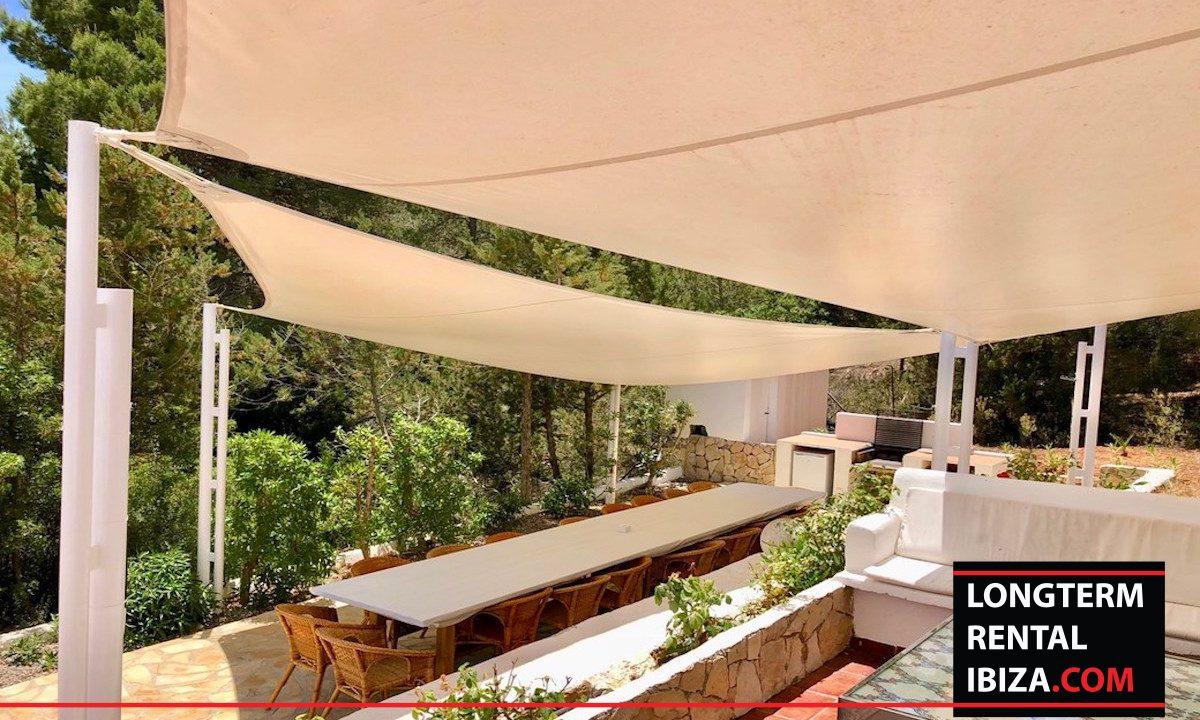 Long term rental Ibiza - Mansion Falco 6