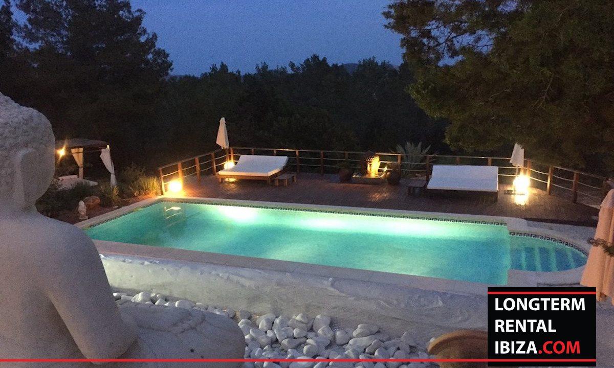 Long term rental Ibiza - Mansion Falco 8