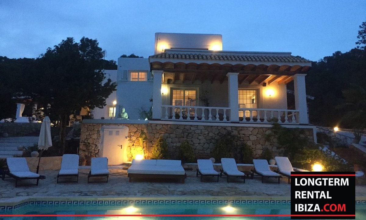 Long term rental Ibiza - Mansion Falco 9