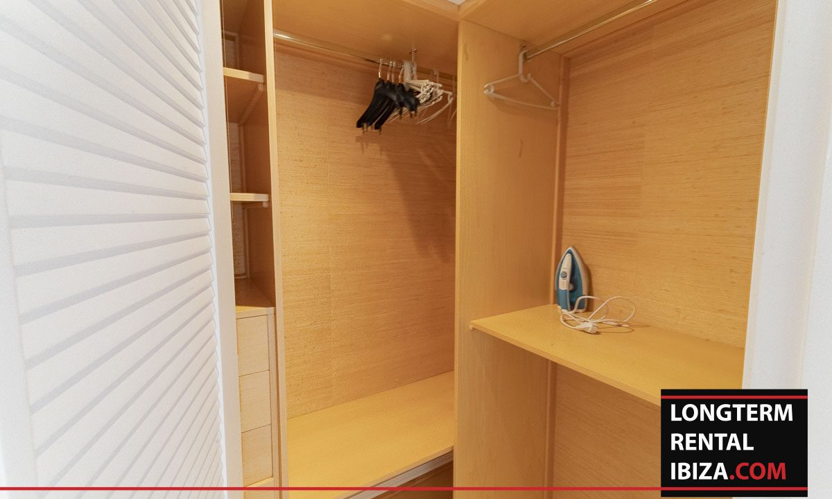 Long term rental Ibiza - Piso Miramar Moderna 13