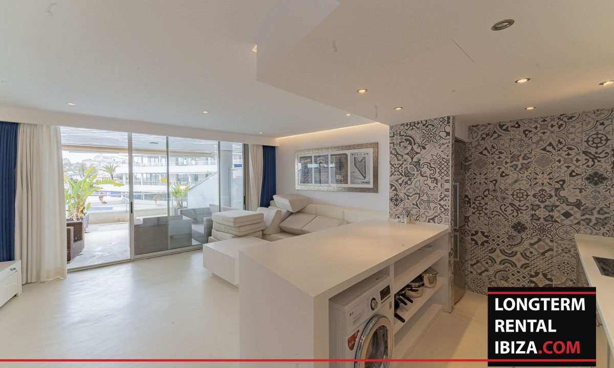 Long term rental Ibiza - Piso Miramar Moderna 16