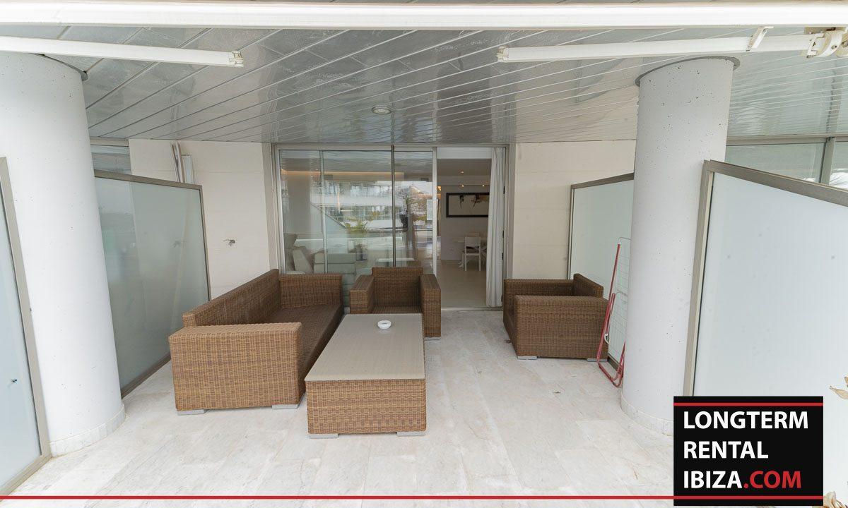 Long term rental Ibiza - Piso Miramar Moderna 7
