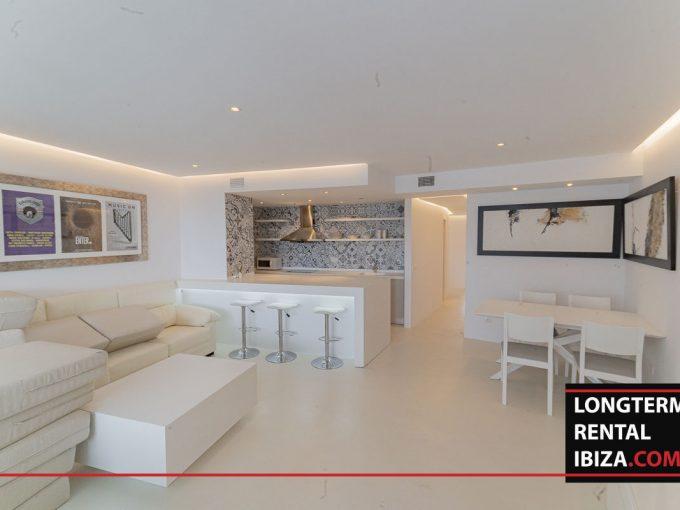 Long term rental Ibiza - Piso Miramar Moderna