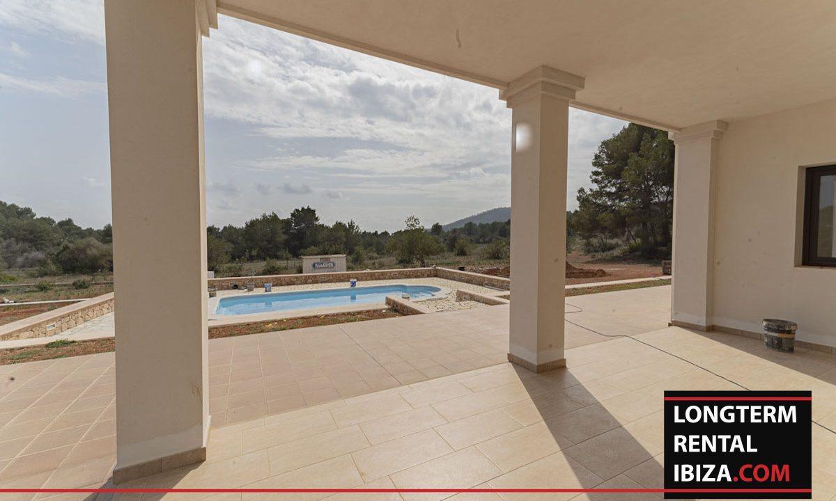 Long term rental Ibiza - Villa Km 4 13