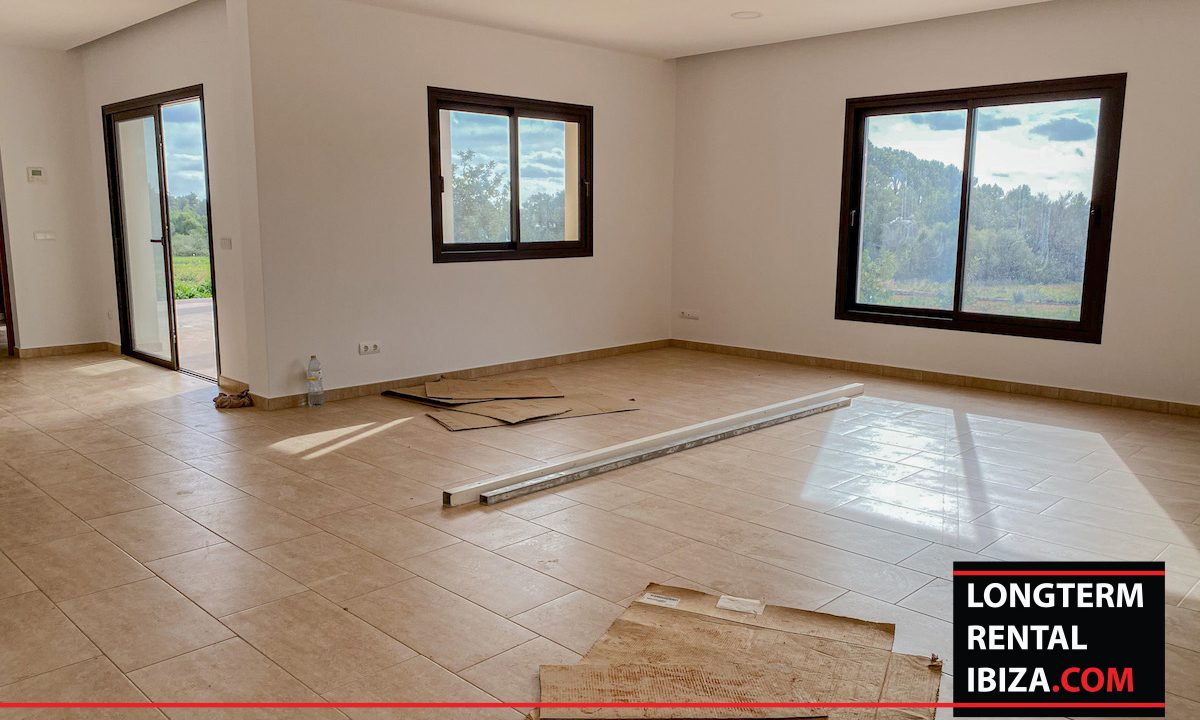 Long term rental Ibiza - Villa Km 4 3