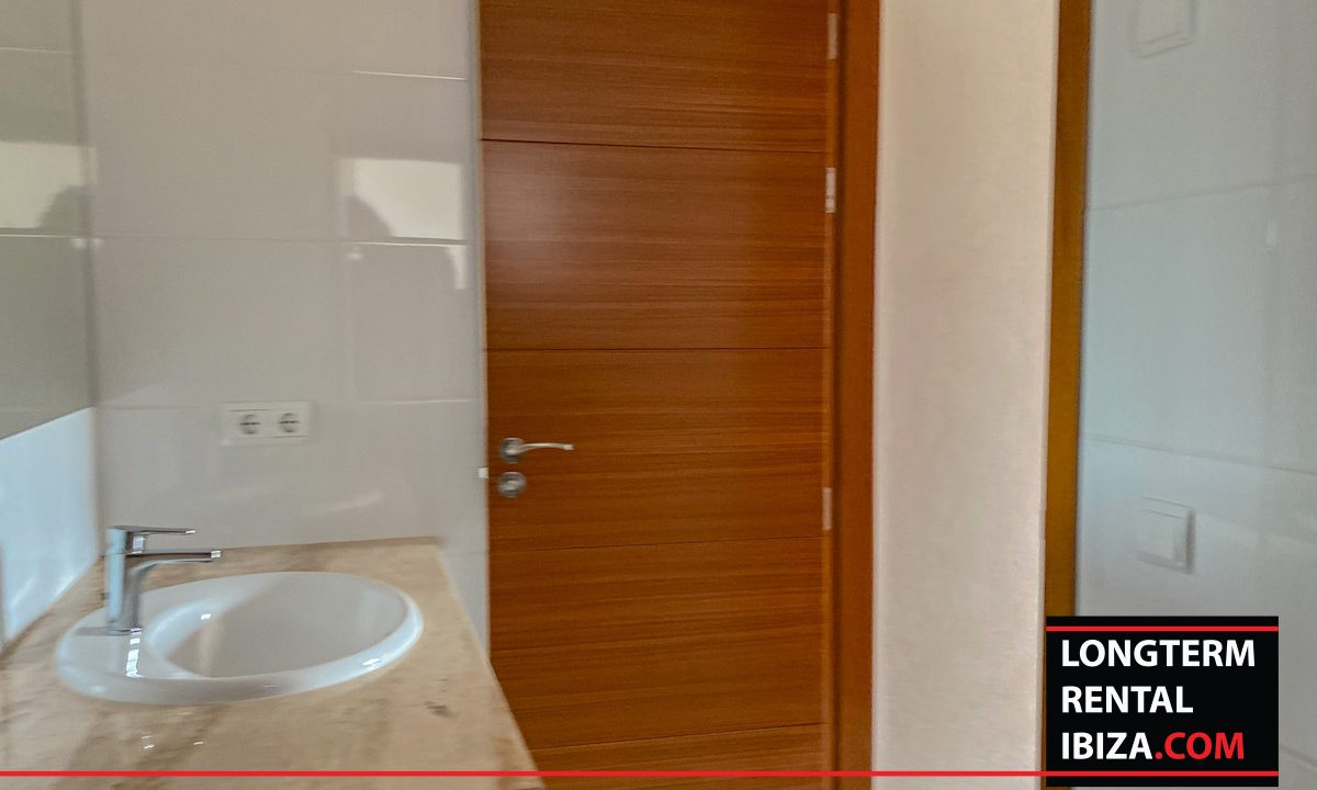 Long term rental Ibiza - Villa Km 4 6