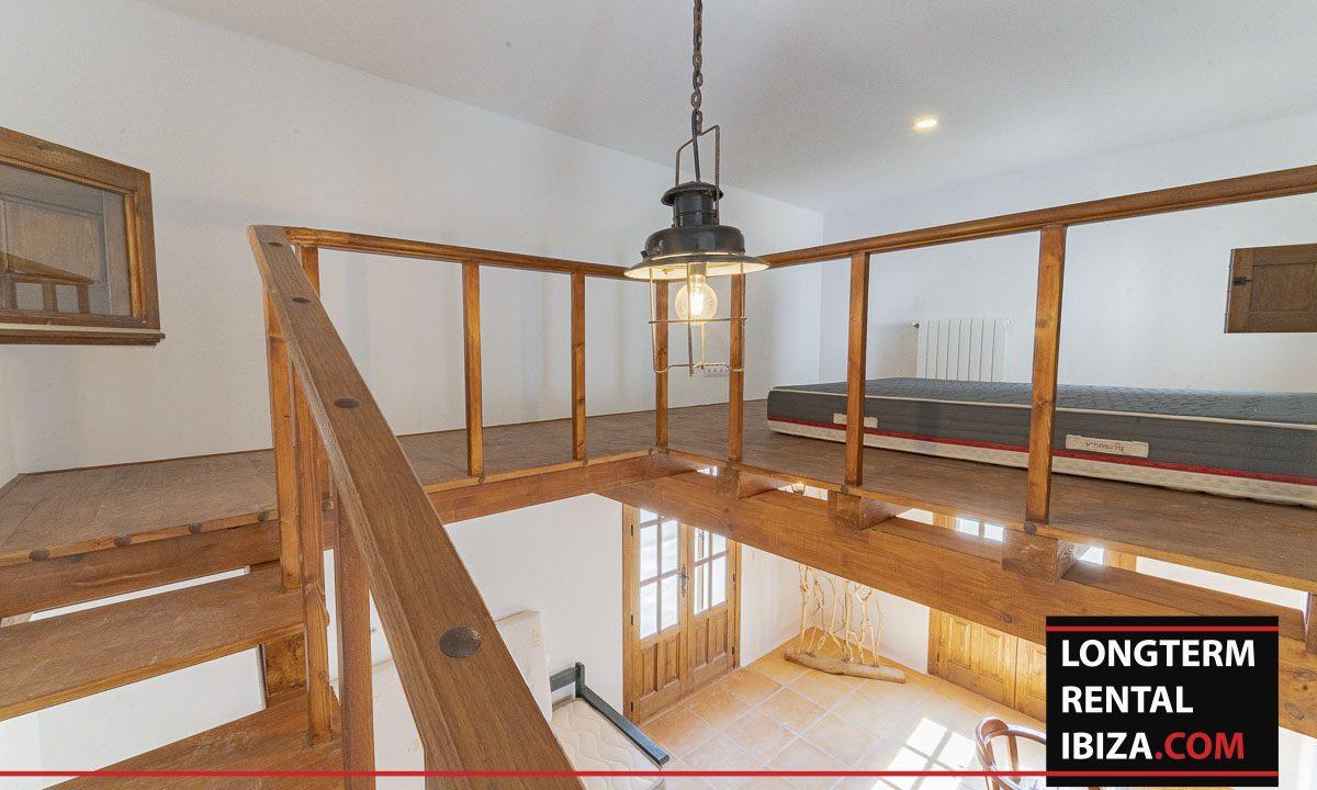 Long term rental ibiza - Finca Valley 12